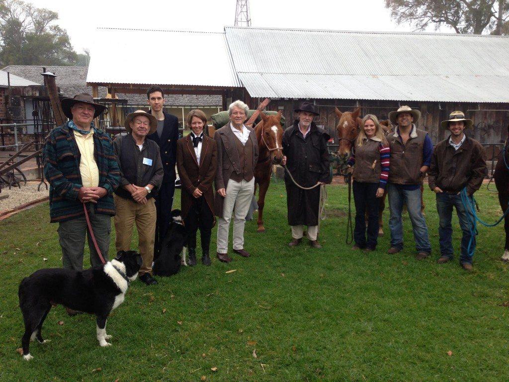 The Gathering at Emu Plains