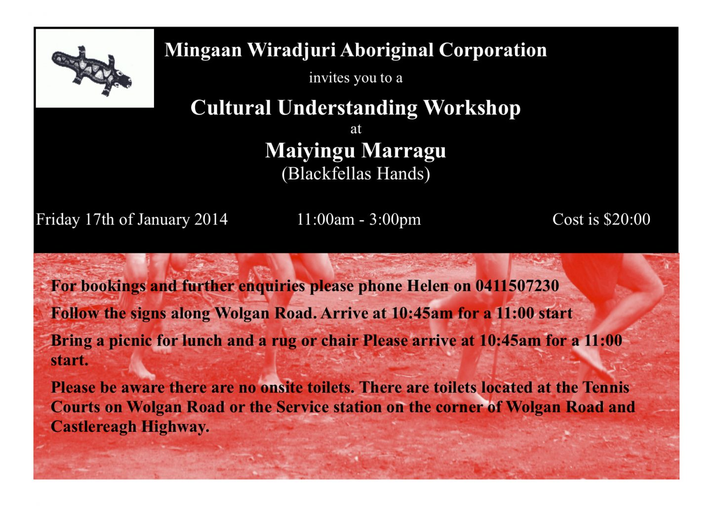 Cultural workshop January