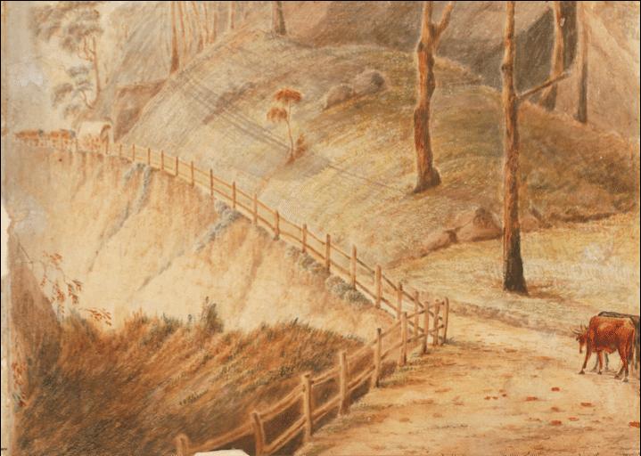John Leuwins painting